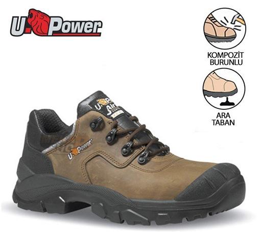 İş Ayakkabısı Upower Quebec S3 SRC içerik