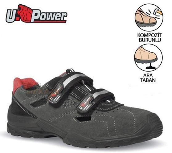 İş ayakkabısı Upower Labrador S1P SRC içerik