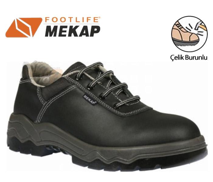 Mekap 094 Bora Çelik Burunlu iş ayakkabısı içerik