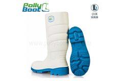 Polly Boot İş Çizmesi Galaxy 102 Beyaz Çelik Burunlu