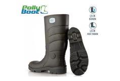 Polly Boot İş Çizmesi Galaxy 203 Siyah