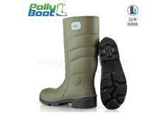 Polly Boot Çizme Galaxy 402 AHaki Çelik Burunlu
