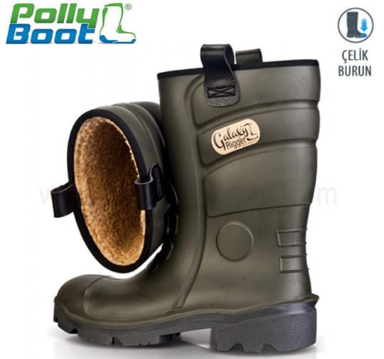 Polly Boot Soğuk Hava Çizmesi Rigger G602 içerik