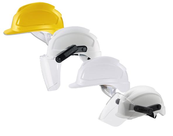 uvex pheos safety helmet içerik
